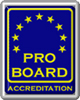Pro Board Accreditation Logo